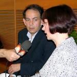 Intérprete de Anne Brunila,economista finlandesa.Anne Brunilan, suomalaisen talousvaikuttajan tulkkina Interpreter of Anne Brunila, Finnish economist.